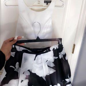 2 Piece Special Ocassion Dress